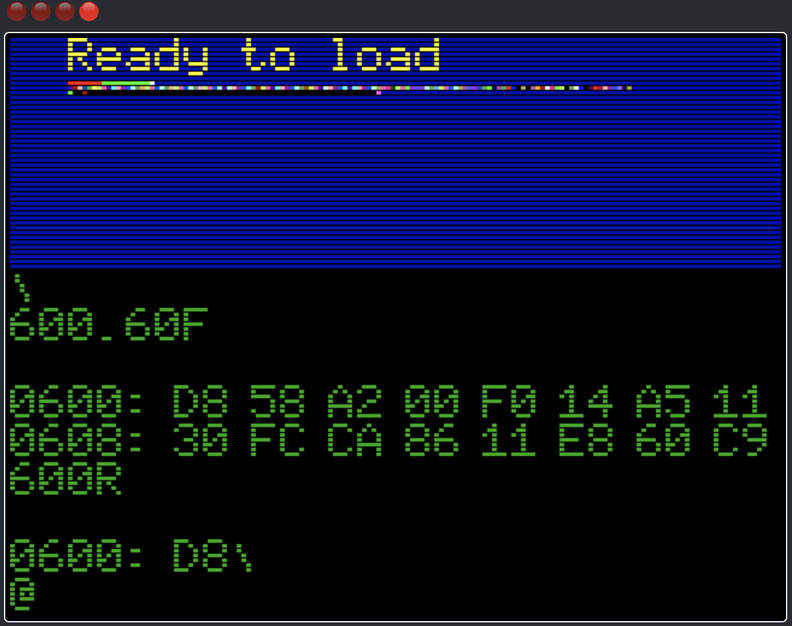 v6502 - Gigatron Hackers